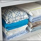 Правильное хранение постельного белья: лайфхаки и рекомендации.