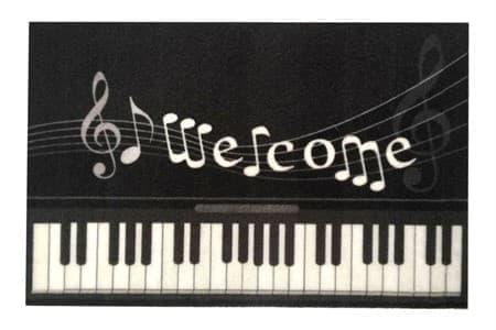 Килимок придверний MAGIC 40*60 PIANO FORTE - фото 15601