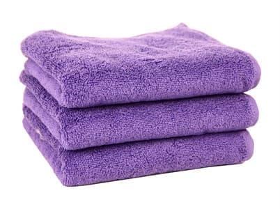 Рушник махр Maisonette Izzy 34*80 фіолетовий 420 г/м2 - фото 16330