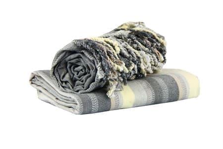 Рушник тканий д/відпочинку 100*180 диз.№2 - фото 17004