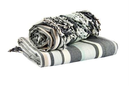 Рушник тканий д/відпочинку 100*180 диз.№5 - фото 17019
