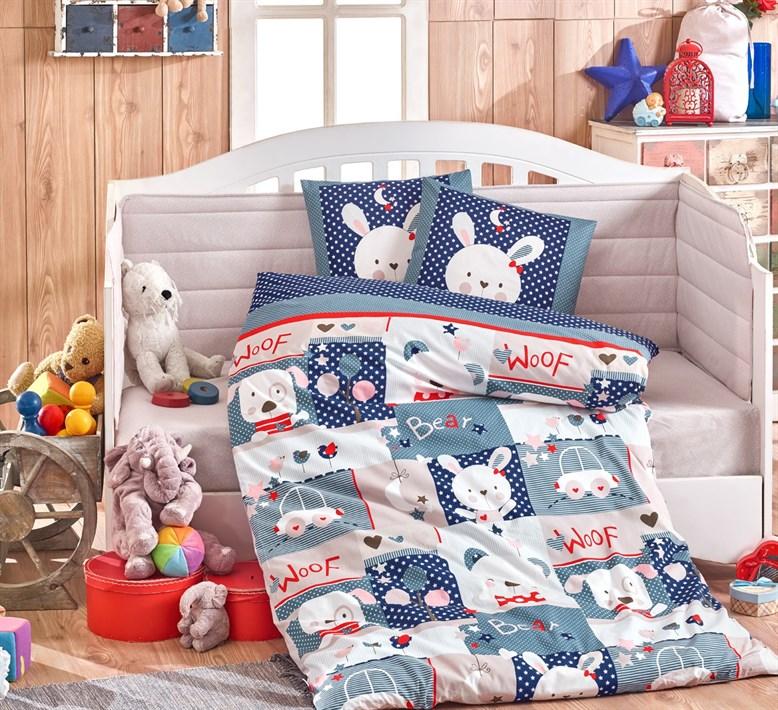 Hobby Snoopy синій 100*150/2*35*45 - фото 22065