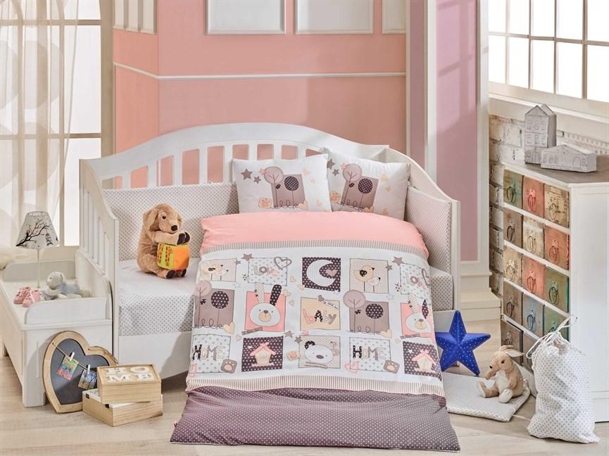Hobby Sweet Home рожевий 100*150/2*35*45 - фото 22074