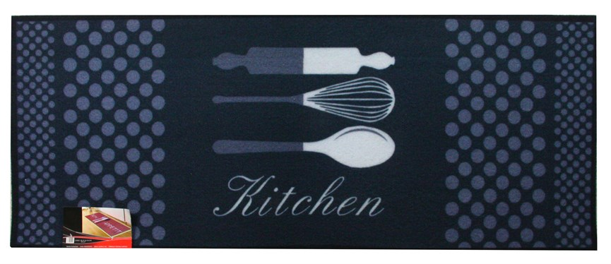 Килимок для кухні COOKY 50*125 KITCHEN - фото 22825
