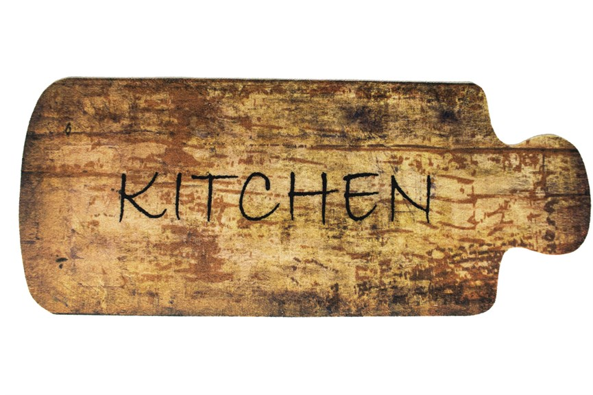 Килимок для кухні COOKY 50*125 KITCHEN WOOD - фото 22832
