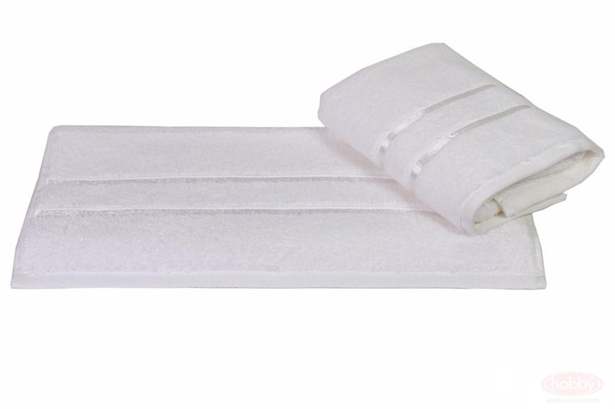 Рушник DOLCE 50*90 білий 560г/м2 - фото 23569