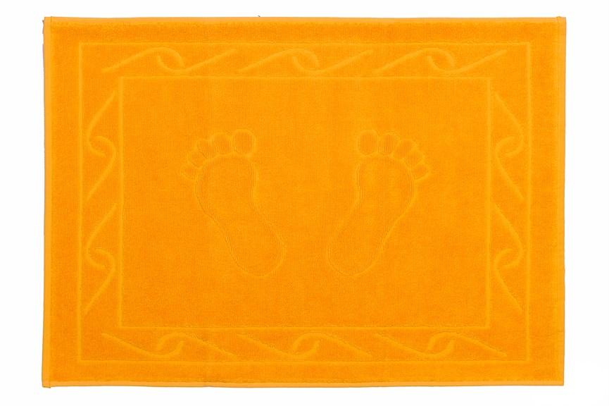 Рушник для ніг Hayal 50*70 жовтий 700г/м2 - фото 23945