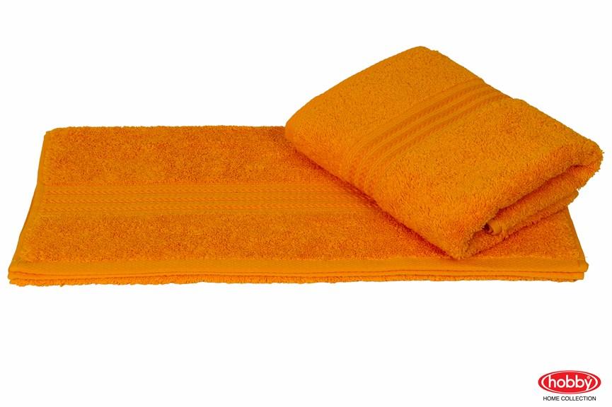 Рушник RAINBOW Turuncu 50х90 помаранчевий 500г/м2 - фото 24148