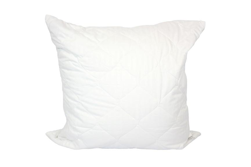 Чохол для подушки 70*70 білий - фото 24246