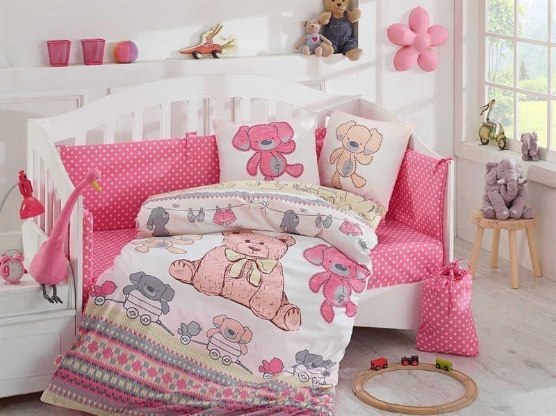 Hobby Tombik рожевий 100*150/2*35*45 - фото 6257