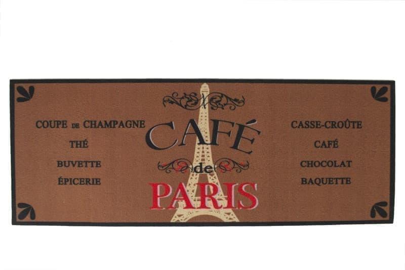 Килимок д/кухні COOKY 50*125 CAFE EIFFEL - фото 6529