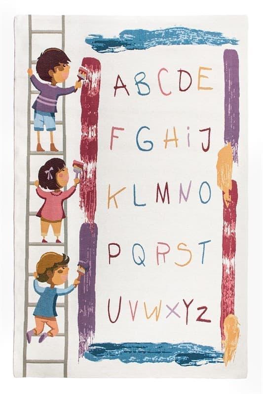 Килимок д, дитячої кімнати ARAGON 60*90 №501 (abc) - фото 6640