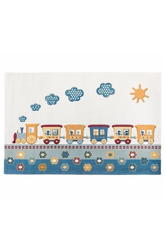 Килимок д/дитячої кімнати ARAGON 60*90 №92 (train) - фото 6641