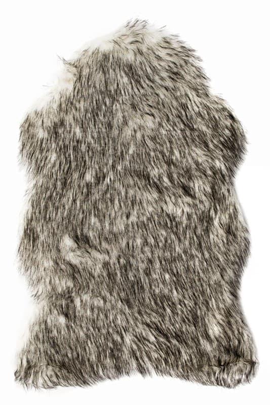Килимок штучне хутро ALASKA POST 60*90 GRI KIRCILLI - фото 6679