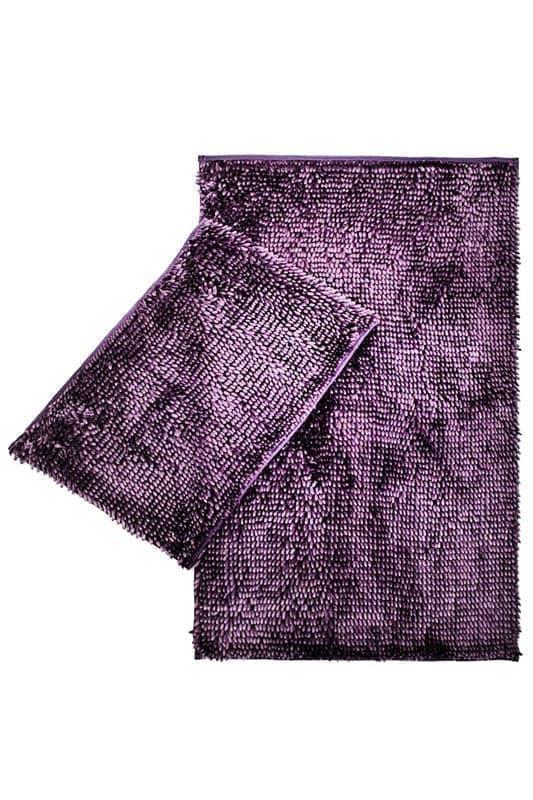 Набір килимків LILO 40*60+60*100 PURPLE - фото 6700