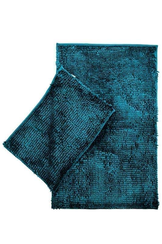 Набір килимків LILO 40*60+60*100 BLUE - фото 6702