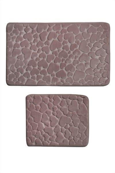 Набір килимків SAMOS 50*60+60*100 PUDRA KALP - фото 6729