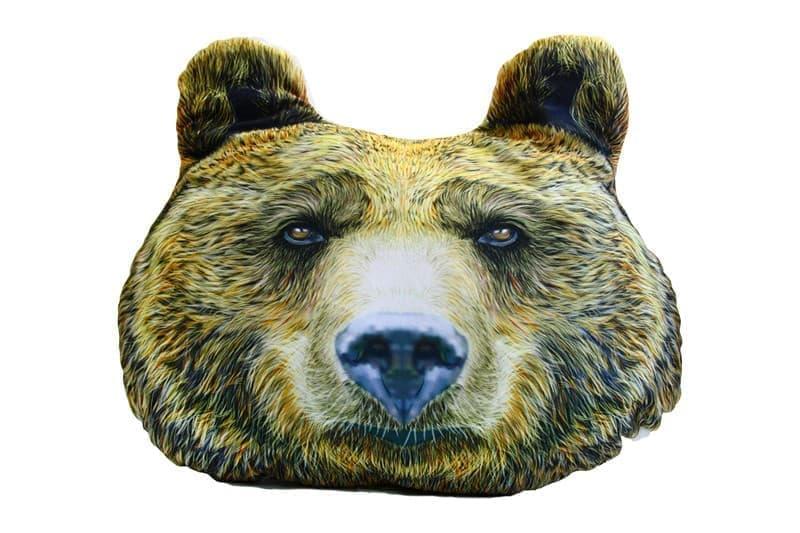 Подушка декор Bear 60*70см - фото 7519