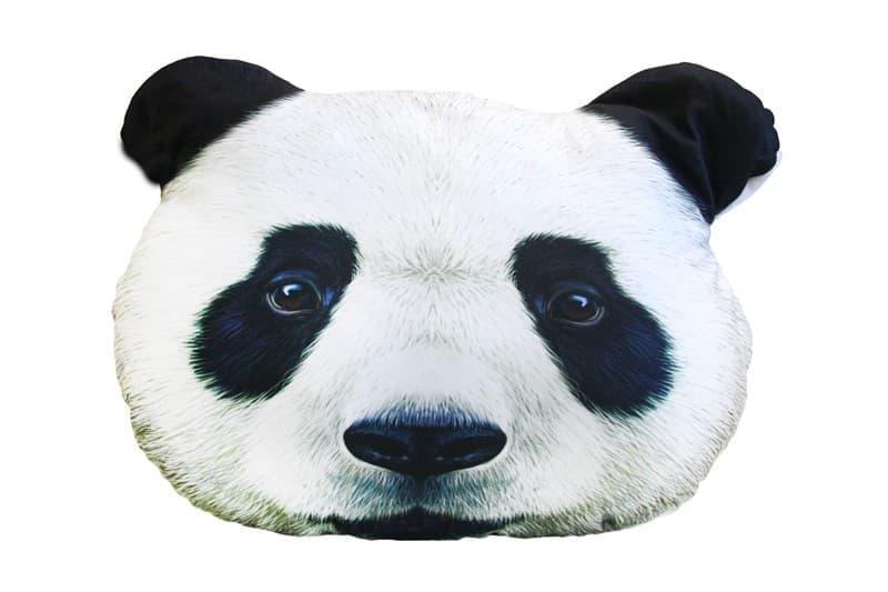 Подушка декор Panda 60*70см - фото 7529