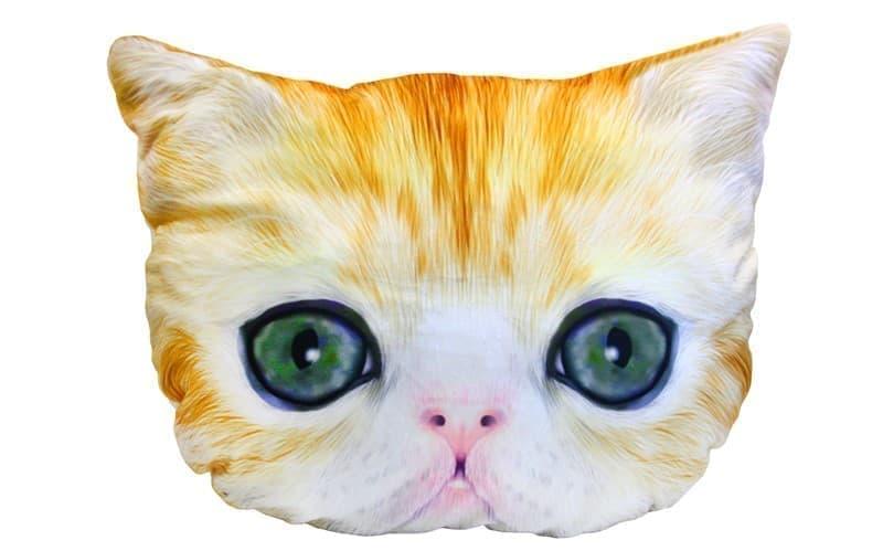 Подушка декор Kitten 60*70см - фото 7736