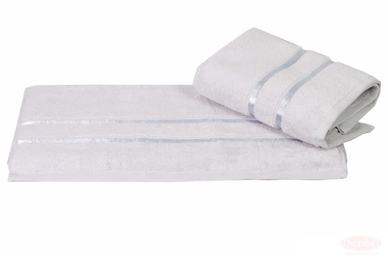 Рушник DOLCE 30*50 блакитно-сірий 560г/м2 - фото 8316
