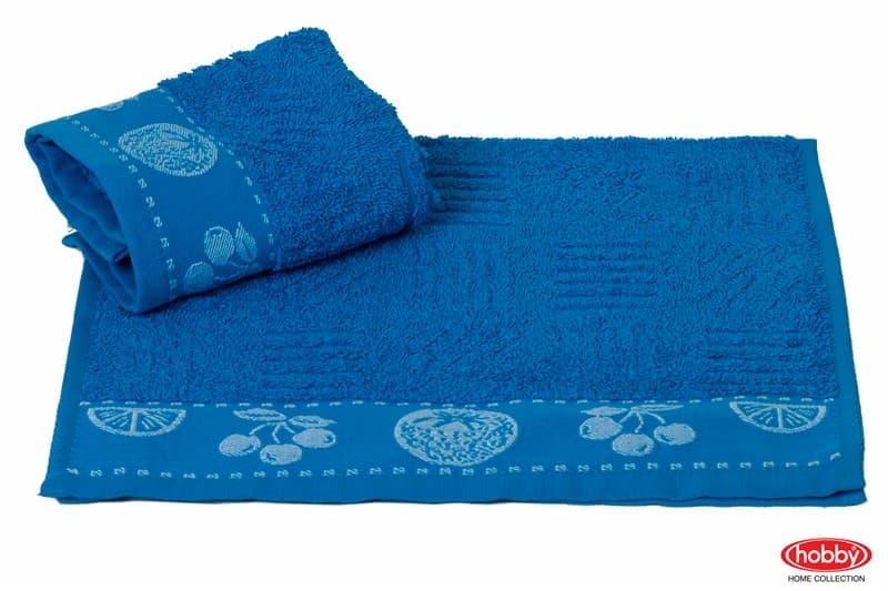 Рушник для кухні MEYVE 30*30 turkuaz блакитний 430г/м2 - фото 9043