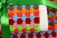 Набір рушників KITCHEN Mix Color 34*36+34*82 2шт. 740г/м2 - фото 10465