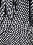 """Плед Vladi """"Palermo"""" 140*200 біл-чорн №2 - фото 10564"""