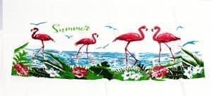 Рушник Bamboo Peshtemal 90*180см Flamingo New - фото 10587