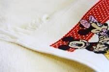 Набір рушників махр Новий Рік №6 40*60 2шт в кор. - фото 11958