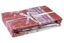 КПБ Hobby Exclusive Sateen Alandra рожевий 160*220/4*50*70 * - фото 15337
