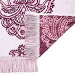 Рушник махр Maisonette Lora 70*140 т.рожевий 450 г/м2 - фото 16406