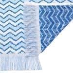 Рушник махровий Maisonette Lord 70*140 блакитний 450 г/м2 - фото 16457