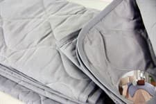 Покривало LIGHTHOUSE Unicolor сірий 200*220 - фото 16989