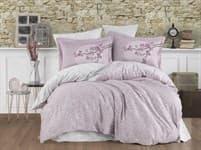 КПБ Hobby Exclusive Sateen Natalina рожевий 200*220/4*50*70