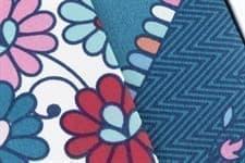 КПБ HOBBY Exclusive Sateen Sancha синій 200*220/2*50*70+2*70*70 - фото 20054