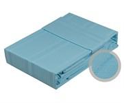 Hobby Exclusive Sateen Diamond Stripe аква 200*220/2*50*70+2*70*70 - фото 21568