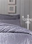 Victoria Deluxe Jacquard Sateen RIMMA сірий 200*220/2*50*70/2*70*70 - фото 21573