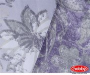 Hobby Exclusive Sateen Romina бузковий 200*220/4*50*70 - фото 21588