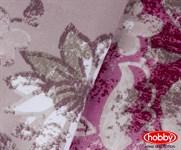 КПБ Hobby Exclusive Sateen Romina рожевий 200*220/4*50*70 - фото 21599