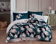 Hobby Exclusive Sateen ADRIANA т.рожевий 200*220/4*50*70