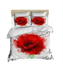 Lighthouse ranforce+3D Poppy Flower 200*220/4*50*70