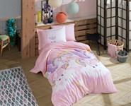 Hobby Poplin Magical рожевий 160*220/1*50*70