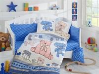 Hobby Tombik блакитний 100*150/2*35*45 - фото 22055
