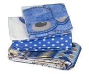 Hobby Tombik блакитний 100*150/2*35*45 - фото 22056