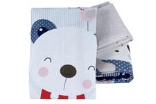 Hobby Snoopy синій 100*150/2*35*45 - фото 22064