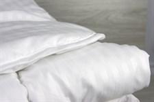 """Ковдра  Swan """"Лебяжий пух"""" Mf Stripe 195*215 - фото 22129"""