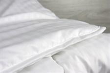 """Ковдра  Swan """"Лебяжий пух"""" Mf Stripe 195*215 - фото 22130"""