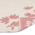 Рушник махровий Maisonette Solvron 76*152 рожевий 550 г/м2 - фото 22428