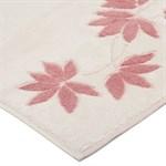 Рушник махровий Maisonette Solvron 76*152 рожевий 550 г/м2 - фото 22429